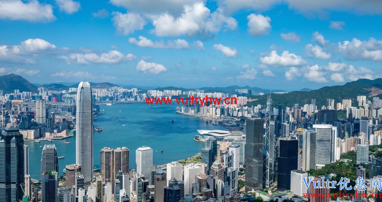 Vultr香港机房